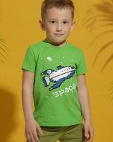 """Детская футболка  """"Space"""" Zironka"""