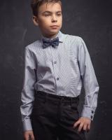 Детская рубашка с длинным рукавом Zironka