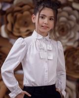 """Детская блузка  """"Бантик""""  Zironka"""