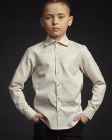 """Детская рубашка с длинным рукавом """"Schoolboy"""" Zironka"""