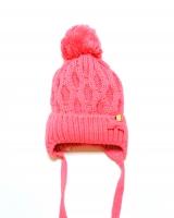 """Детская теплая шапка """" Coral """" Barbaras"""